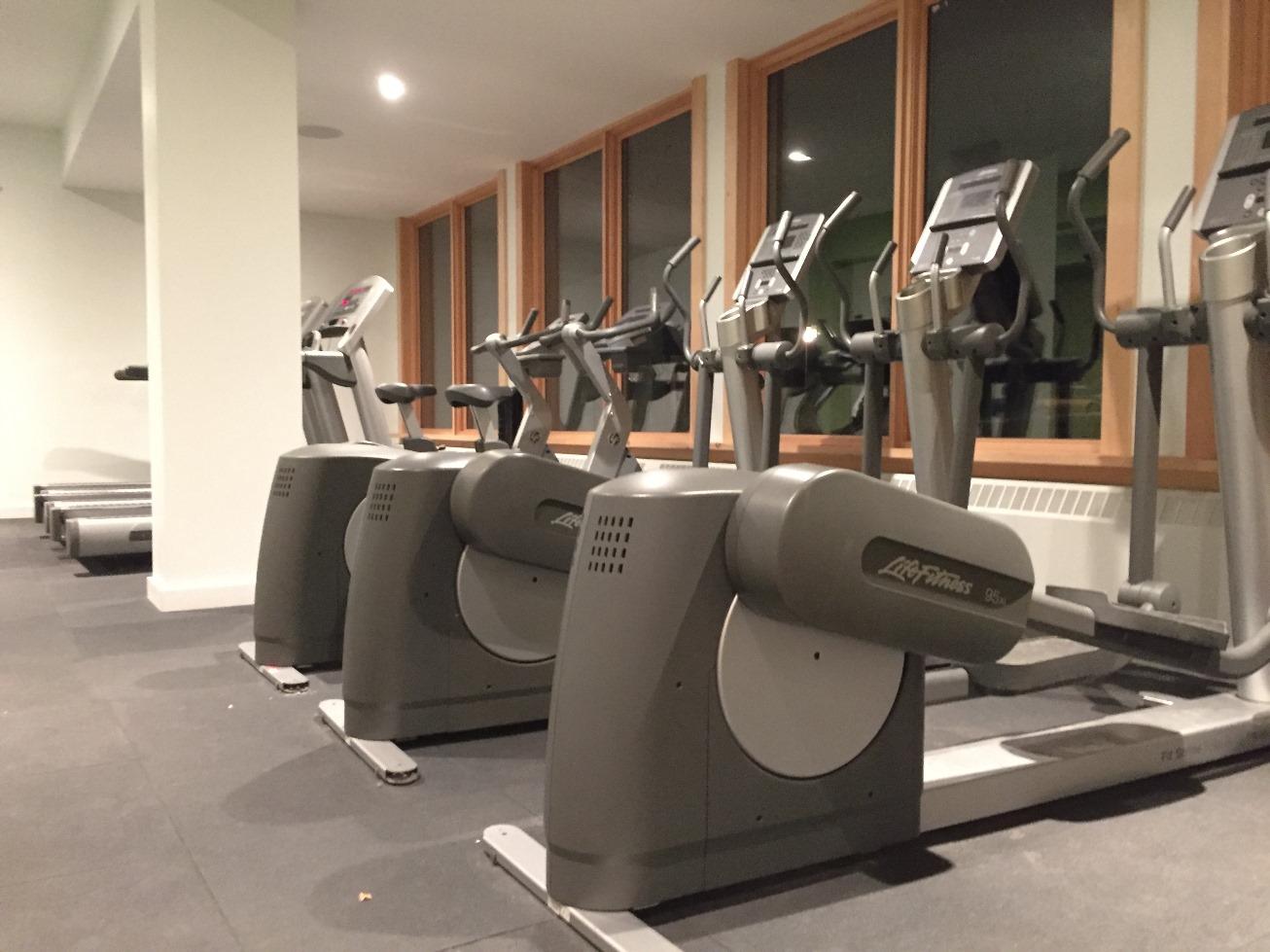 Indoor Pool Fitness Centre Viamede Resort