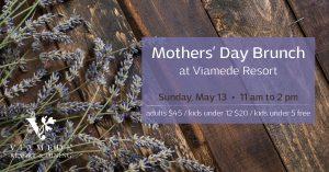 Mother's Day Brunch @ 1885