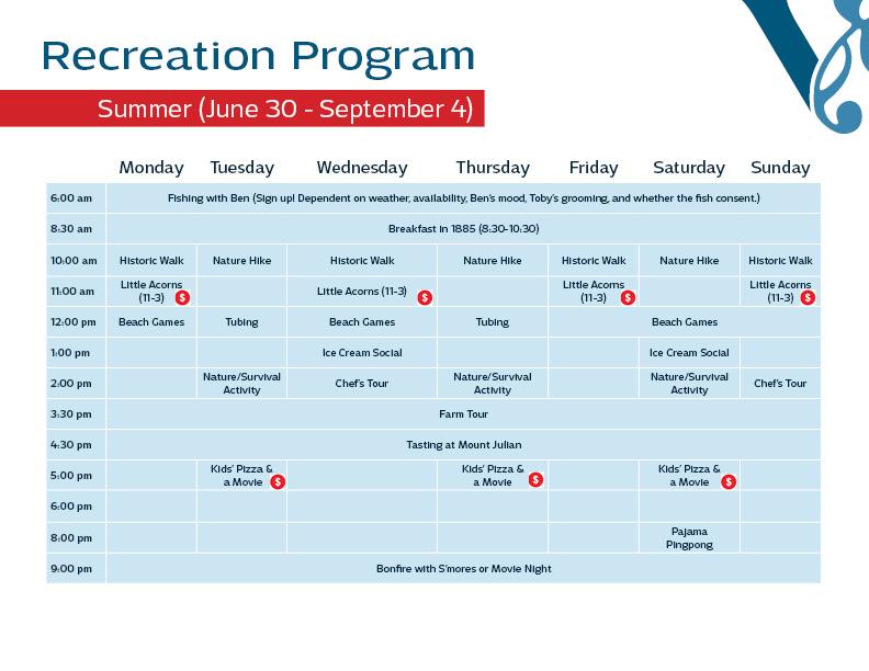 summer-rec-schedule