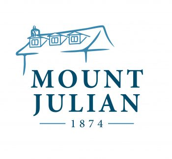 Mount Julian; fine dining restaurant with fresh, local ingredients; farm to table