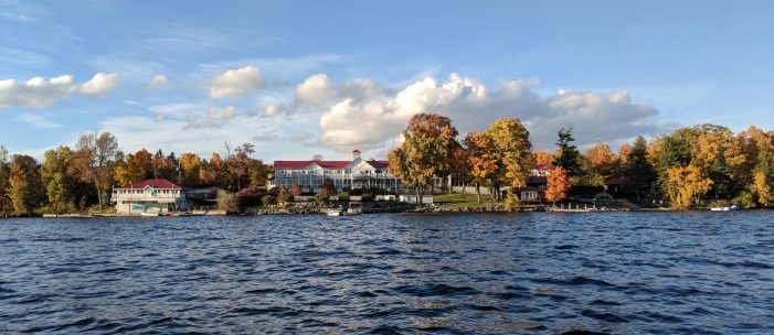Fall in the Kawarthas; Viamede Resort; Ontario fall getaways